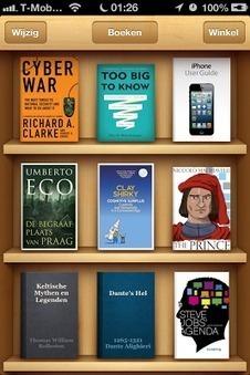 Mijns Inziens: Je telefoon als e-reader | Nieuwe Blogs | Scoop.it