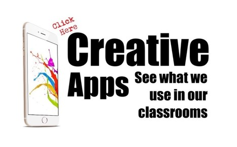 Best ever art apps page – links to huge apps lists! | iPad Art Room | IPads in Primary School | Scoop.it