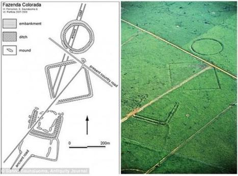 Mysterious Geoglyphs of Amazonia May Show Ancient Humanity Had an Major ... - Ancient Origins   Rainforest EXPLORER:  News & Notes   Scoop.it