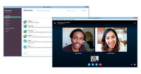 You Can Now Kick Off A Skype Call From Slack | Tools You Can Use | Scoop.it