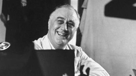 Franklin D. Roosevelt Video - The World Wars - HISTORY.com | History Movies | Scoop.it