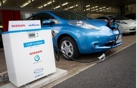 Electric Cars Used As Emergency Power: DoD Begins Tests | Renewable Energy and Sustainability | Scoop.it