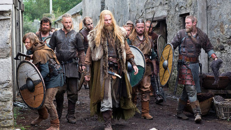 'The Vikings' Costume Designer Joan Bergin Dispels Norse Myths | Ancient worlds | Scoop.it