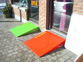 StopGap: The Community Ramp Project | Inspiration: Imagine. See the possibilities. | Scoop.it