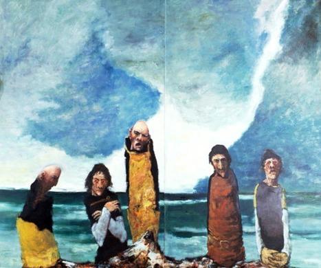 The tumultuous life of artist John Bellany   Art for art's sake...   Scoop.it