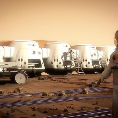 One-Way Mars Mission Will Be World's Best Reality TV Show | Mornings with Bren & Becky | Scoop.it