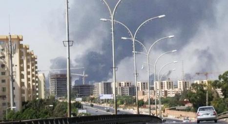 Missing Libyan jetliners raise fears of terror attacks on 9/11   Saif al Islam   Scoop.it