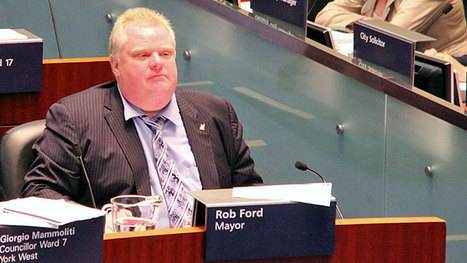 Rob Ford faces more calls to address crack allegations - Toronto - CBC News | News | Scoop.it