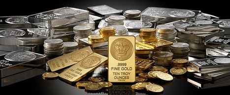Gold & Silver Analysis and Trend | The comparison of gold and silver price by using time series analysis | Scoop.it
