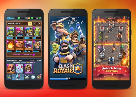 Descargar Clash Royale | Promocion Online | Scoop.it