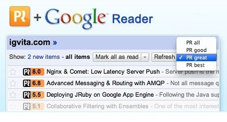 Google rachète Postrank   Google - le monde de Google   Scoop.it