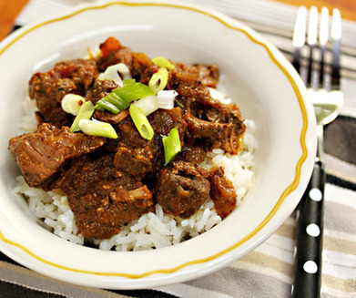 Slow cooker Sindhi beef curry recipe - The Perfect Pantry® | Food Life Story | Scoop.it