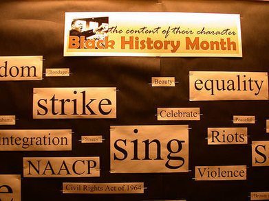 Six Teaching Tools for Black History Month | iGeneration - 21st Century Education | Scoop.it