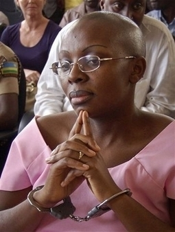 Rwanda: Eight-Year Sentence for Opposition Leader   Human Rights Watch   Help and Support everybody around the world   Scoop.it