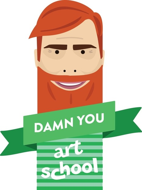 Damn You Art School | StartUP Times | Scoop.it