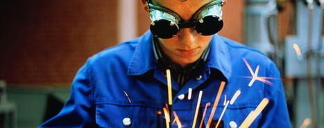 Josh Mandel: Welders Make $150,000? Bring Back Shop Class   Manufacturing Matters in Sheboygan County   Scoop.it