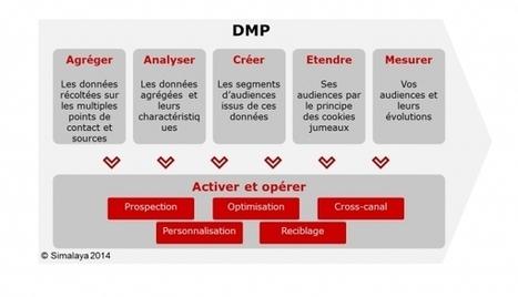 La Data Management Platform (DMP) : fonctionnalités et bénéfices ... - Journal du Net   Transformation numérique   Scoop.it