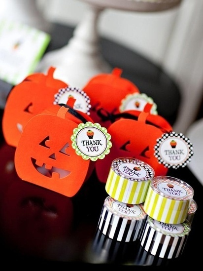 8 Best Scary & Cute Halloween Printable - 2014 | Label Printing Services | Scoop.it