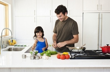 Kid Chefs Are More Likely to Enjoy Healthy Food   The Organic Trend   Scoop.it
