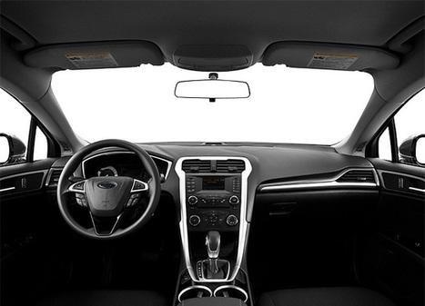 سيارة فورد فيوجن اس اي 2015 | السيارات 2015 - صور سيارات 2015 | Scoop.it