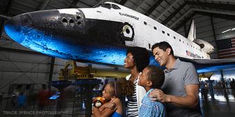Space Shuttle Endeavour | Los Angeles as a Destination | Scoop.it