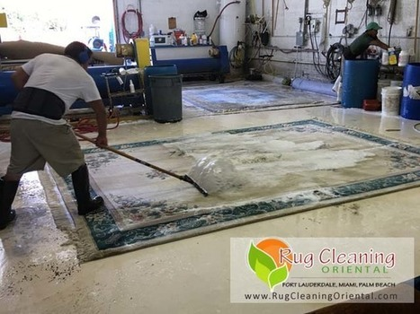 South Florida Oriental Rugs Cleaning - Rug Cleaners in Boca Raton, Miami, Ft Lauderdale | Carpet Cleaning | Scoop.it