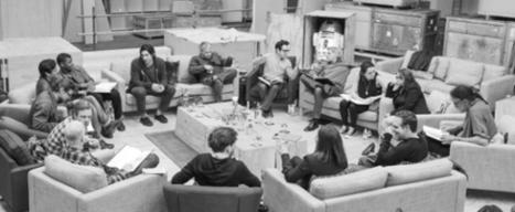 Repartiment oficial d''Star Wars. Episodio VII' | Pantalla.cat ... | Cinema i Tv series | Scoop.it