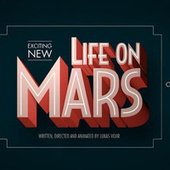 I Want to Live in This Retro Future Animation of Life on Mars | Social and digital network | Scoop.it