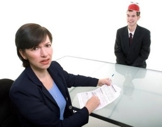 5 Weird Things Nerves Make You Do in Job Interviews | Recruting and Career Tips | Scoop.it