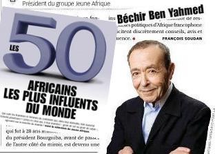 Jeune Afrique: notre patron, cet homme si influent! | DocPresseESJ | Scoop.it