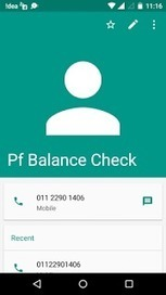 How to Check PF Balance | TechnoGupShup - Technology, Software and Internet | Scoop.it
