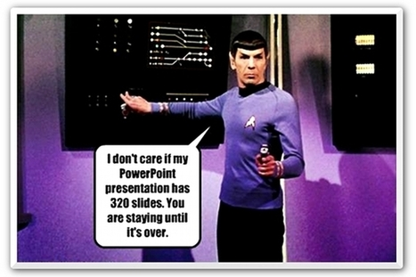 The 5 most common PowerPoint mistakes | Social networking for schools | Scoop.it