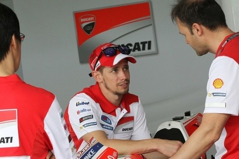MotoGP Qatar: 'No plans to stand-in for Petrucci' - Stoner | Ductalk Ducati News | Scoop.it