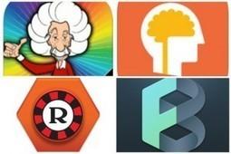 Desacarga los mejores juegos de destreza mental - El Universal | Apps para la educación | Scoop.it