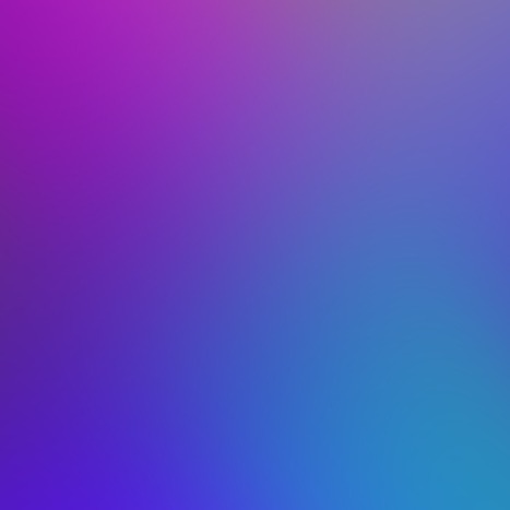 colorful gradients - Gradients automatically created by a computer. 48 times daily | Inspired By Design | Scoop.it