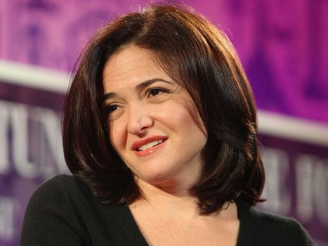 Sheryl Sandberg Is Right -- Data Shows Women Are Called 'Bossy' More Than ... - Business Insider Australia   Applied Linguistics   Scoop.it