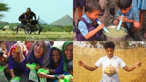 16 brilliant innovations tackling poverty around the world | The Jazz of Innovation | Scoop.it