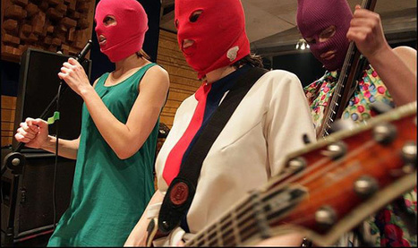 The History of Pussy Riot, From Activist Art Origins to the Dramatic Trial and ... - ARTINFO | Mirhan Damir | Scoop.it