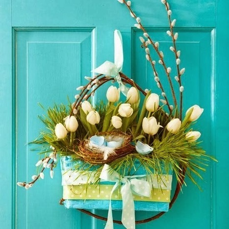 How to decorate home for Easter 2014? | ART | Scoop.it