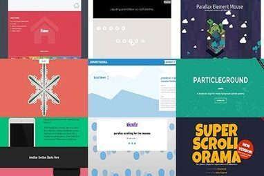 35+ Marvelous Parallax Effect jQuery Plugins with Examples | wpfreeware | Scoop.it