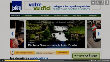 Présentation des projets très interessants de Radio France | nvx | Radio 2.0 (En & Fr) | Scoop.it