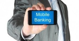 Don't Think Mobile Banking Can Surpass Online Banking? Think Again! - Mobile Marketing Watch | Online Banking | Scoop.it