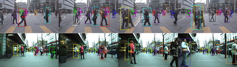 AI cameras can talk to each other to identify and track people | Amazing Science | Scoop.it