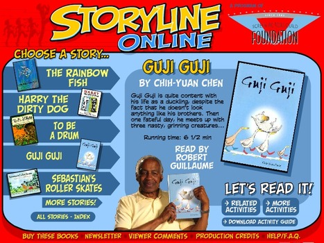 Storyline Online | Create: 2.0 Tools... and ESL | Scoop.it