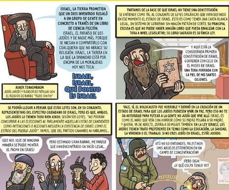 El mundo de la cultura firma un manifiesto de apoyo a 'El Jueves' ante las presiones del 'lobby' judío | Política para Dummies | Scoop.it