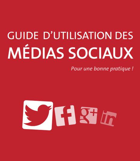 Guide d'utilisation des médias sociaux pour les administrations | l'enseignement d'économie gestion | Scoop.it