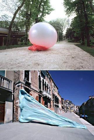 Simone Decker: Chewing in Venice | Art Installations, Sculpture | Scoop.it