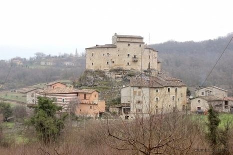 From castle to noble residence – Castel di Luco | Le Marche another Italy | Scoop.it
