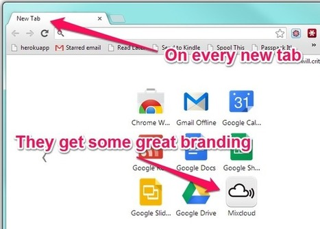 Building Chrome Apps and Extensions for Fun and Profit | BestChromeExtensions | MyPLE | Scoop.it