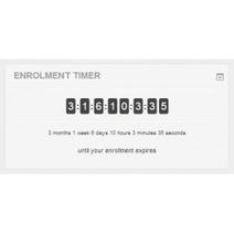 Moodle plugins directory: Enrolment Timer | Marks Moodle | Scoop.it